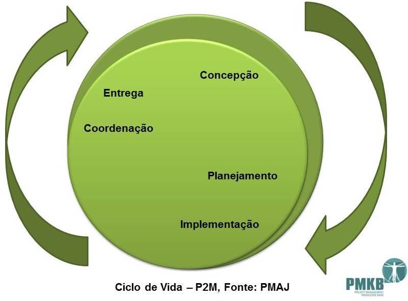 Ciclo de Vida baseado no P2M